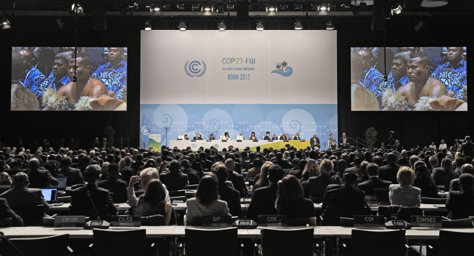 Key Outcomes from COP23