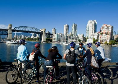 Cycle City Tours - Granville Island