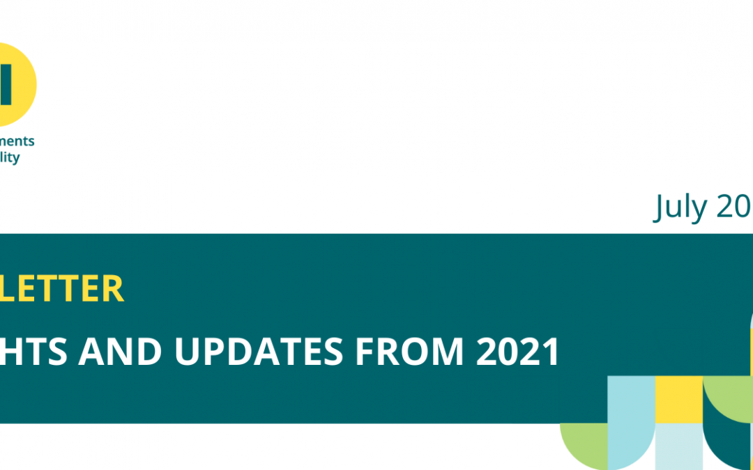 Insights and Updates from 2021